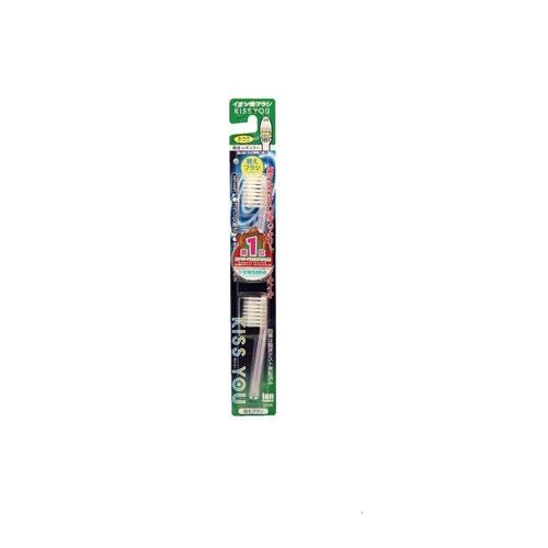 ION SMART Сменные головки для ионной зубной щетки КЛАССИЧЕСКОЙ (Средней жесткости), 2шт