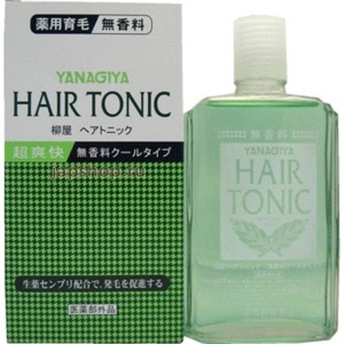 """Yanagiya Тоник для роста волос """"Hair Tonic"""" 240мл, 113808"""