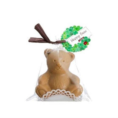 """MASTER SOAP Косметическое туалетное мыло """"Орехи и мед"""" в форме медвежонка"""