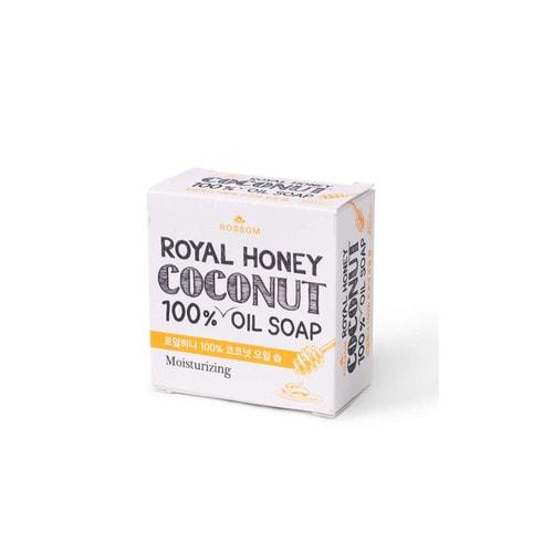 MUKUNGHWA  Royal Honey Мыло из масла кокоса с маточным молоком и мёдом