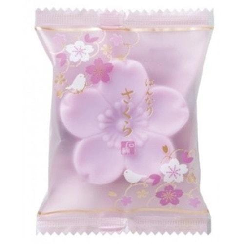 MASTER SOAP Косметическое туалетное мыло «Цветок», сиреневый, 43 г./300368