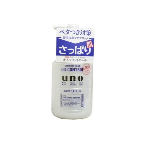 SHISEIDO «Uno» Мужской лосьон для склонной к жирности кожи лица, 160 мл./ 449729