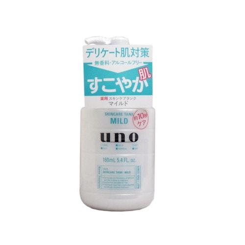 SHISEIDO «Uno» Мужской лосьон для чувствительной кожи лица, 160 мл./ 449736