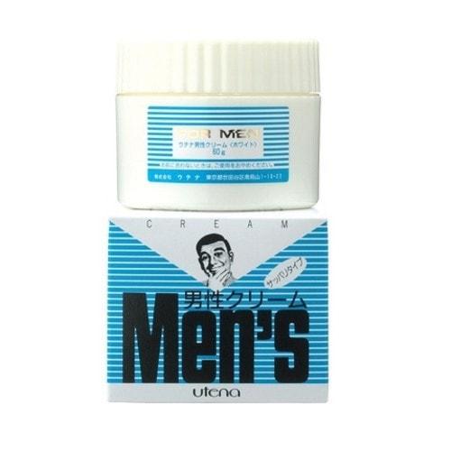 UTENA Men's Тонизирующий защитный крем после бритья с витамном В6 60г