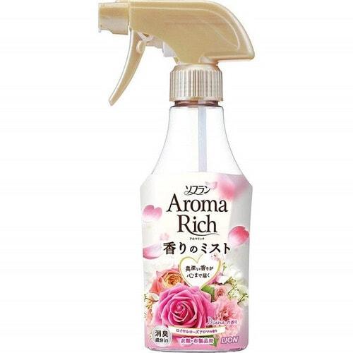 """LION """"Diana""""  Кондиционер-спрей для тканей с парфюмерным ароматом цветов и ягод"""