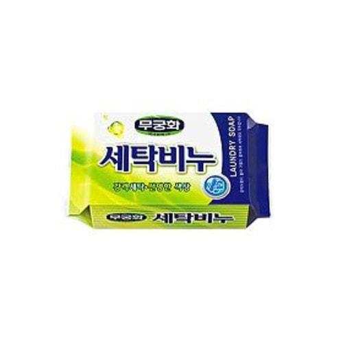 MUKUNGHWA Laundry Soap Универсальное хозяйственное мыло для стирки и кипячения 230гр/400336