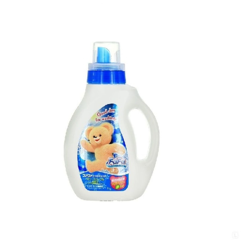 Nissan  Fa-Fa  Жидкое средство для стирки детского  белья без запаха, 1000 мл/142562
