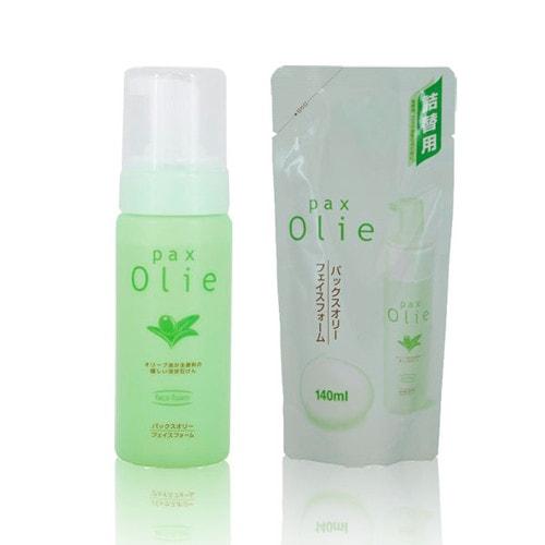 """""""Pax Olie"""" Натуральная пенка для нежного очищения кожи лица на основе оливкового масла"""