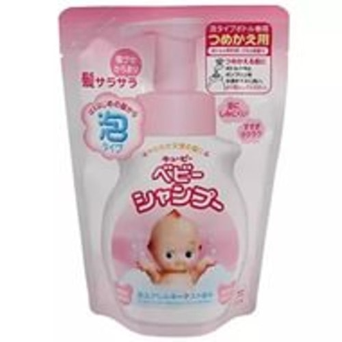 Cow Brand «Kewpie» - Пенящийся гипоаллергенный детский шампунь для волос, см/уп 300 мл, Артикул: 944809