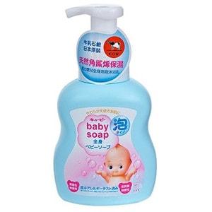 Cow Brand «Kewpie»  Пенящееся жидкое мыло для детей 400 мл, Артикул: 956406