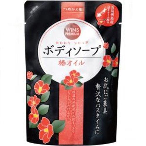 """ND """"Wins Camellia oil Body Soup"""" Крем мыло премиум д/тела с маслом камелии м/у 400 мл./827240"""