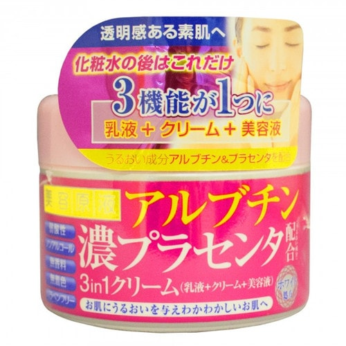Cosmetex Roland Крем для лица с арбутином и плацентой, 180 г./056729