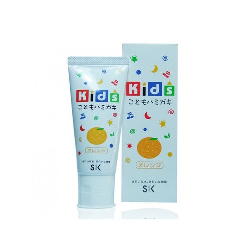 SK Kids Детская зубная паста с ароматом апельсина 60 гр, Артикул: 600847