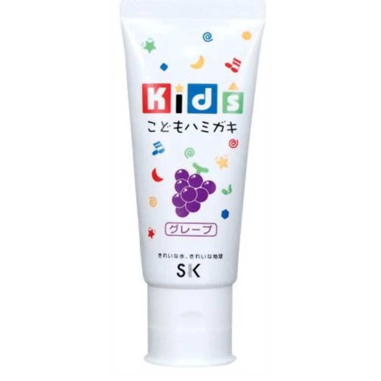 SK Kids Детская зубная паста с ароматом винограда 60 гр, Артикул: 600861