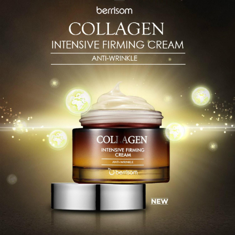 BERRISOM Collagen Intensive Firming Cream Крем укрепляющий с коллагеном 50 мл./ 652402