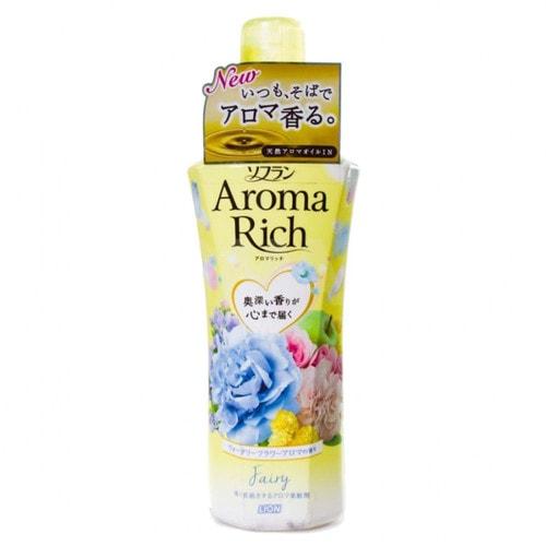Lion Aroma Rich Fairy Кондиционер для белья с ароматом ландыша и фруктов