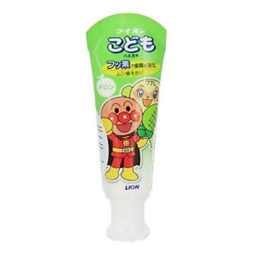 LION Детская зубная паста Дыня 40гр /795318