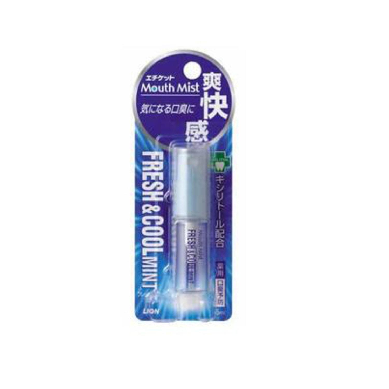 Lion «Mouth Mist Fresh&Cool l mint» Освежитель для полости рта со вкусом ментола 5 мл, Артикул: 451266