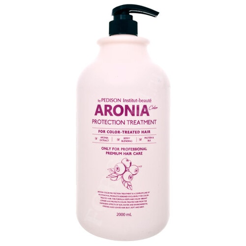Evas Pedison Institute-beaut Aronia Color Protection Treatment Маска для окрашенных волос, 2000 мл
