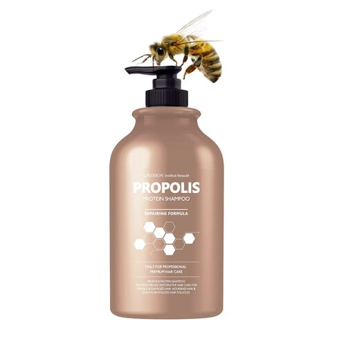 Evas Pedison Institut-Beaute Propolis Protein Shampoo Шампунь для волос ПРОПОЛИС, 500 мл