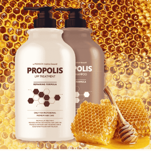Evas Pedison Institut-Beaute Propolis LPP Treatment Маска для волос ПРОПОЛИС ,500 мл