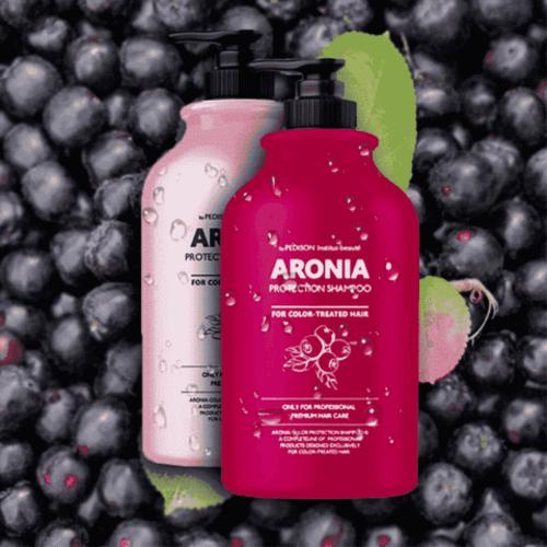 Evas Pedison  Institut-beaute Aronia Color Protection Shampoo Шампунь для волос с экстрактом аронии, 500 мл