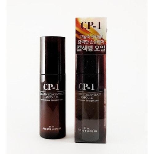 ESTHETIC HOUSE CP-1 Keratin Concentrate Ampoule Эссенция для ухода за волосами КЕРАТИНОВАЯ , 80 мл