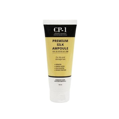 ESTHETIC HOUSE  CP-1 Premium Silk Ampoule Несмываемая сыворотка для волос с протеинами шелка, 150мл./ 011022