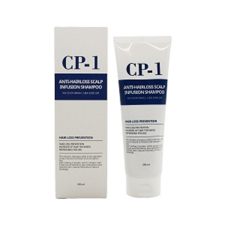 ESTHETIC HOUSE  CP-1 Anti-Hair Loss Scalp Infusion Shampoo Шампунь для профилактики и лечения выпадения волос, 250 мл./ 011527