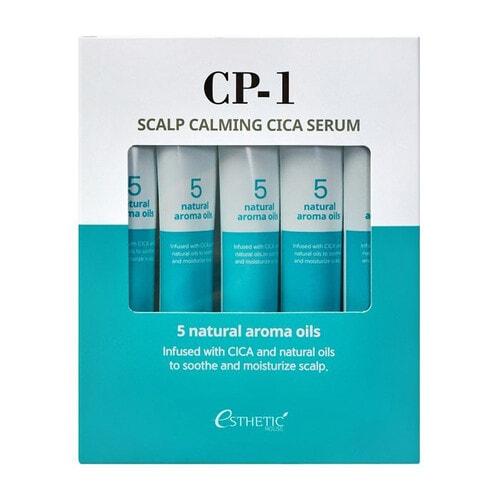 Esthetic House CP-1 Scalp Calming Cica Serum Успокаивающая сыворотка для кожи головы, 20 мл
