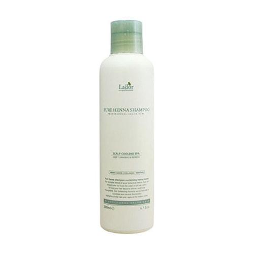 Lador Рure Нenna Shampoo Шампунь для волос с экстрактом хны укрепляющий