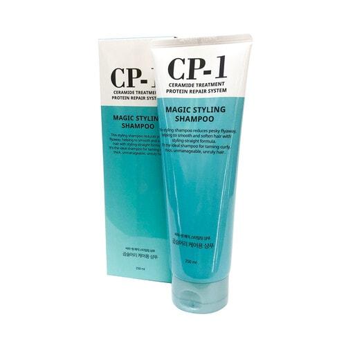 ESTHETIC HOUSE CP-1 Magic Styling Shampoo Шампунь для непослушных и вьющихся волос с протеинами, 250 мл