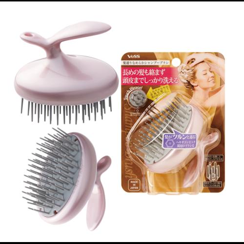 Vess Scalpy Shampoo Brush Японский массажёр для кожи головы