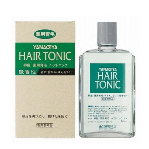 """Yanagiya Тоник для роста волос """"Hair Tonic"""" 240мл"""