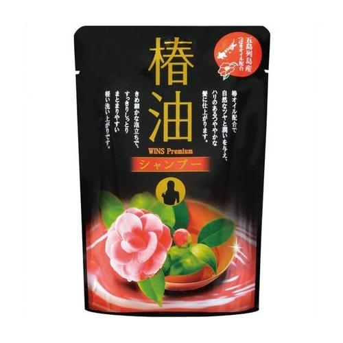 """ND """"Wins premium camellia oil shampoo"""" Премиум шампунь с эфир. маслом Камелии"""