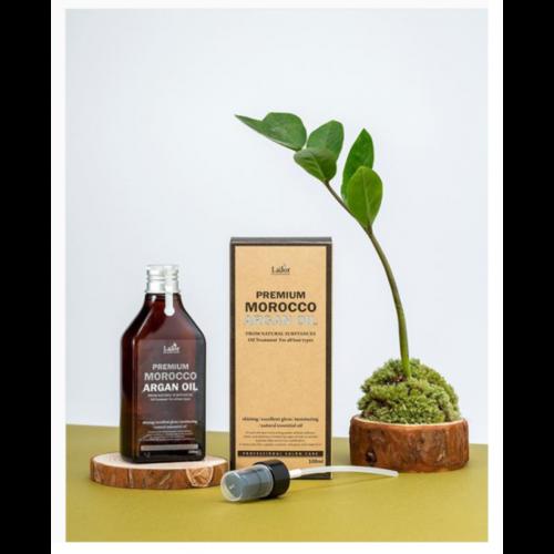 Lador Premium Morocco Argan Oil Аргановое масло для волос, 100мл/ 810490