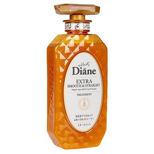 Moist Diane Perfect Beauty Бальзам-маска кератиновая с эффектом выпрямления, 450 мл