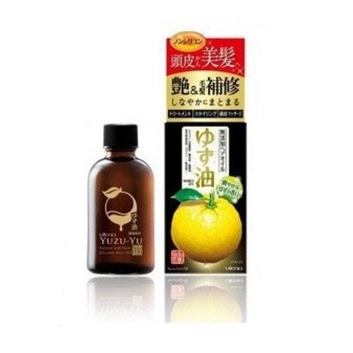"""UTENA  """"Yuzu-yu""""  Масло  цитрусовых для питания волос и кожи головы, 60 мл./ 369313"""