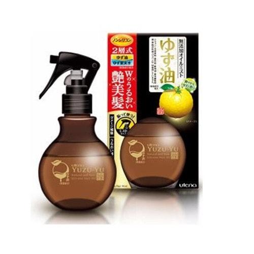 """UTENA Спрей """"Yuzu-yu"""" на основе масел цитрусовых для увлажнения и питания волос 180 мл./ 369412"""