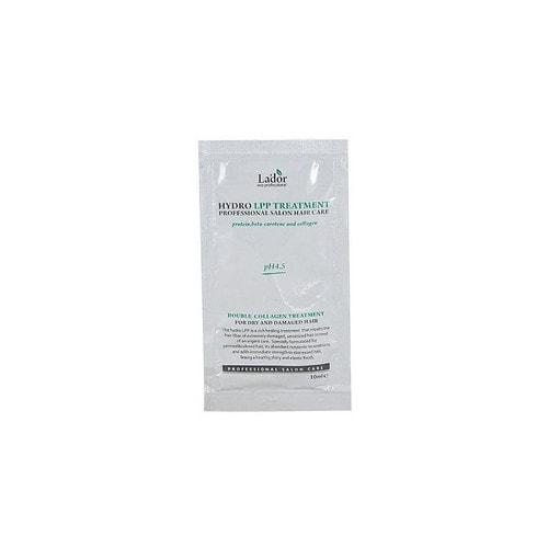 LADOR Eco Hydro Lpp Treatment pouch Маска для волос восстанавливающая, пробник 10 мл./ 421881