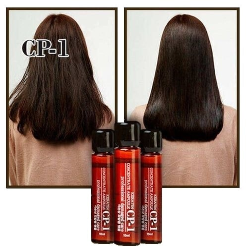 ESTHETIC HOUSE CP-1 Keratin Concentrate Ampoule Кератиновая эссенция для волос, 10 мл