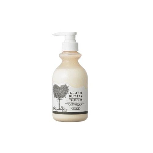 Ahalo Butter Treatment Rich Moist Восстанавливающий бальзам - ополаскиватель с тропическими маслами, йогуртом и мёдом, 500 мл / 561902