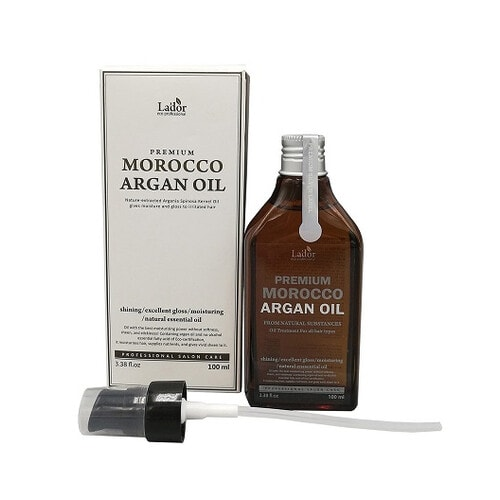 Lador Premium Morocco Argan Oil Аргановое масло для волос, 100мл