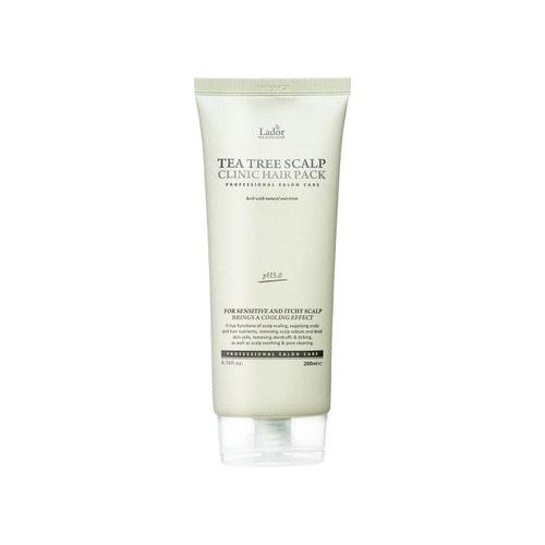LADOR Tea Tree Scalp Clinic Hair Pack Маска для кожи головы с экстрактом зеленого чая, 200 мл./ 810681