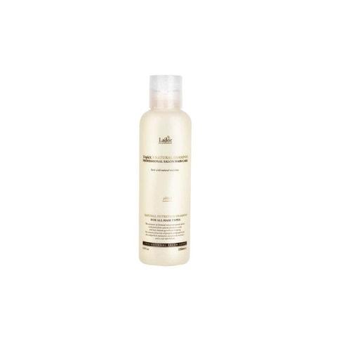 La'dor Triple x3 natural shampoo Шампунь с натуральными ингредиентами, 150мл/ 811008