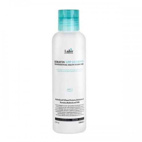 Lador Keratin lpp Shampoo Протеиновый шампунь для волос с кератином, 150 мл / 811015